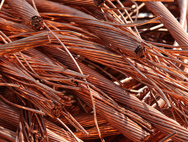 Busby's Scrap Metal & Battery Recycling High Copper Price